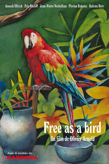 Affiche du film Free as a Bird
